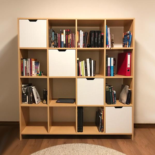 Biblioteca cubos muebles online de dise o for Muebles online uruguay